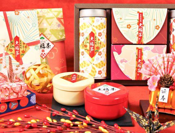 大福茶シール